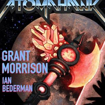 Grant Morrison Tells Origin Of Donny Cates &#038 Ian Bedermans Atomahawk