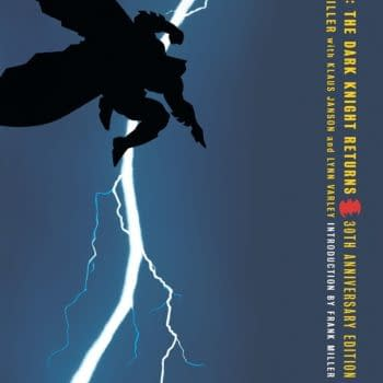 Dark Knight Returns, Out Of Print For Christmas?