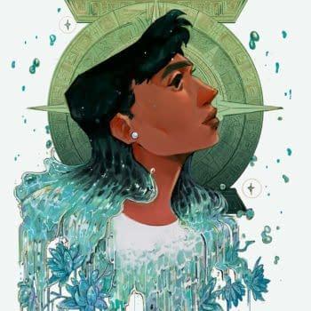 Jessica Cruz Gets Her Own Green Lantern Graphic Novel In 2021