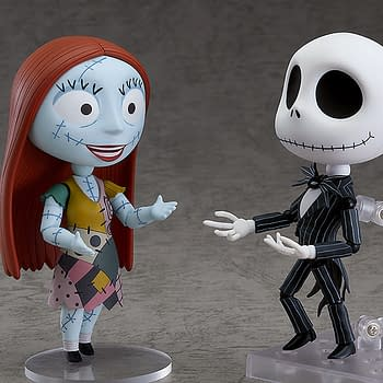 The Nightmare Before Christmas Sally Joins Good Smile Company
