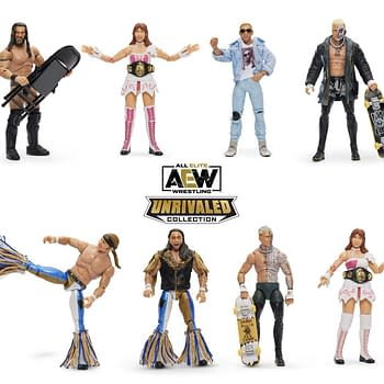 AEW Unrivaled Series 3 Revealed Preorders Are Live