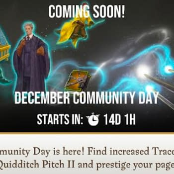 Harry Potter: Wizards Unite December 2020 Community Day Details