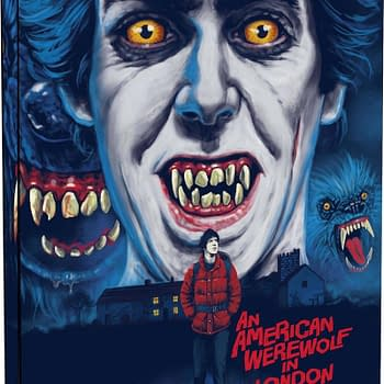 New An American Werwolf In London Steelbook Coming In February
