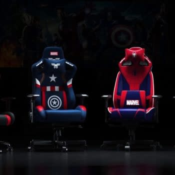 Andaseat & Disney Partner For Marvel Gaming Chairs