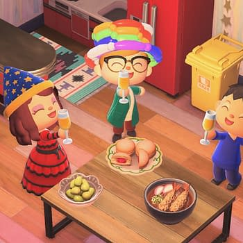 Animal Crossing: New Horizons Has Some Fresh New Years Items