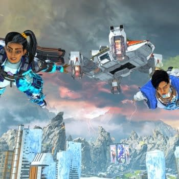 Apex Legends Launches Their Holo-Day Bash 2020