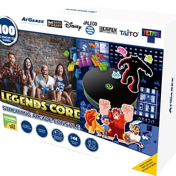 AtGames Releases Legends Core With Over 100 Classic Games