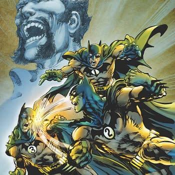 Neal Adams Batman Vs Ras Al Ghul Returns One Year Later