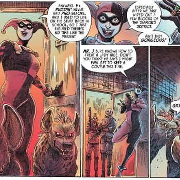 Should Clownhunter Have Killed Harley Quinn Batman Annual #5 Spoilers