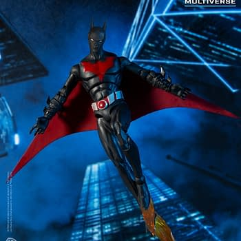 Batman Beyond Incoming As McFarlane Toys Unveils New Figure