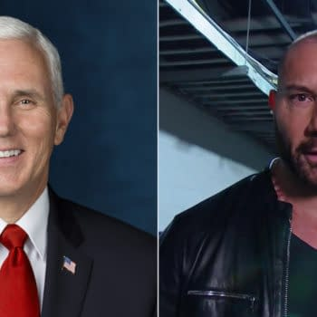 Hollywood megastar Dave Bautista is no fan of fellow WWE Hall-of-Famer President Donald Trump or any of his allies, including Vice President Mike Pence