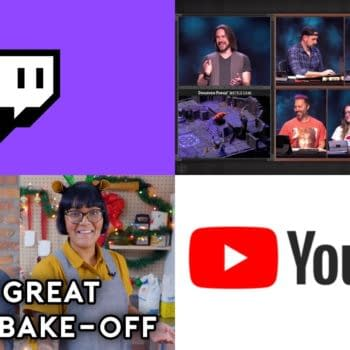 All the Best TV of 2020 was Streaming, esp YouTube and Twitch: OPINION (Images: Twitch/YouTube/Critical Role/Babish Culinary Universe)