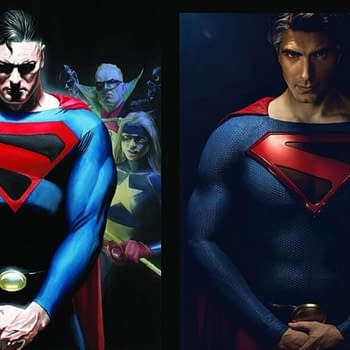 I Got Screwed &#8211 Alex Ross On DC Comics and Kingdom Come