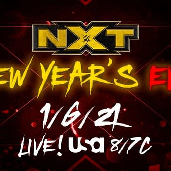 WWE Announces New Years Evil Special for First NXT of 2021