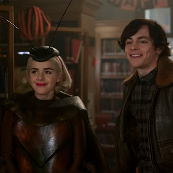 Chilling Adventures of Sabrina: Magic Mayhem &#038 Dung Beetle Sabrina