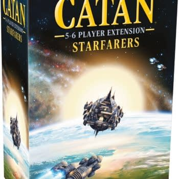 CATAN - Starfarers 5-6 Player Extension Has Been Releases