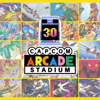 Capcom Announces Capcom Arcade Stadium For February 2021