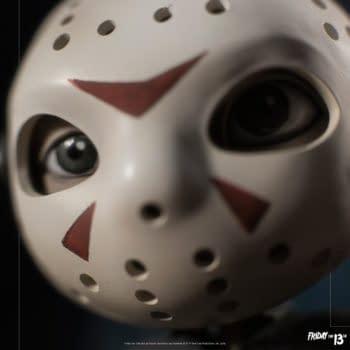 Iron Studios Unveils New Friday the 13th MiniCo Statue