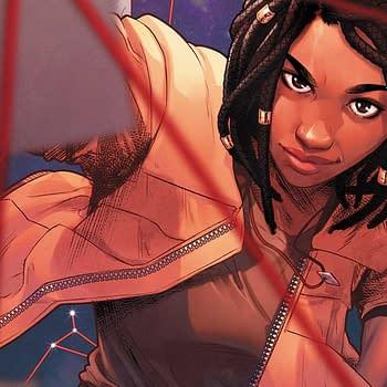 Naomi: Ava DuVernay Jill Blankenship Eye CW Series for DC Character