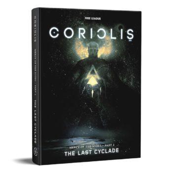 Coriolis – The Third Horizon Receives The Last Cyclade Adventure
