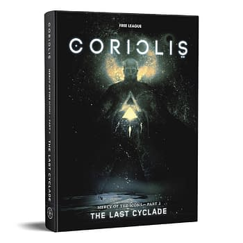 Coriolis – The Third Horizon Receives The Last Cyclade Adventure