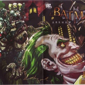 Obscure Comics: Batman Arkham Asylum: The Road To Arkham #1