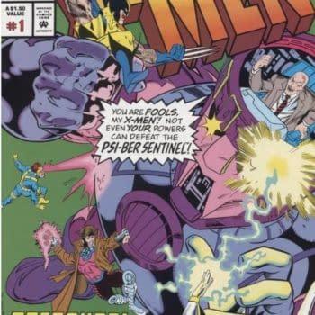Obscure Comics: The X-Men Premium Edition #1, Toys R' Us & Deadpool