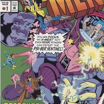 Obscure Comics: The X-Men Premium Edition #1 Toys R Us &#038 Deadpool
