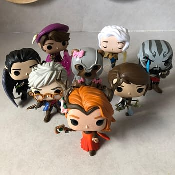 We Review The Critical Role Funko POP Collection