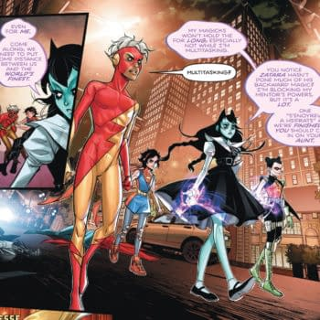 Non-Binary Flash, Jesse Quick, First Appearance Ahead Of Future State
