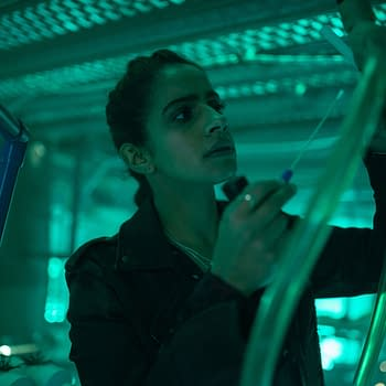 Doctor Who: Chris Chibnall Mandip Gill Talk Yaz Mental Health &#038 More