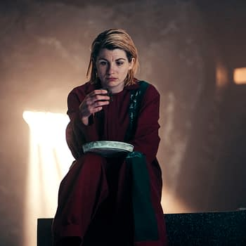 Doctor Who: Jodie Whittaker Talks Filming Revolution of the Daleks
