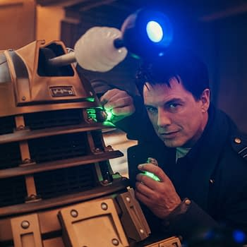 Doctor Who Revolution of the Daleks Brings Back Bronzed Big Bads