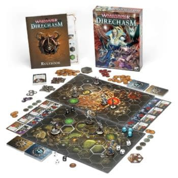 Warhammer Underworlds: Direchasm Available For Preorder Now