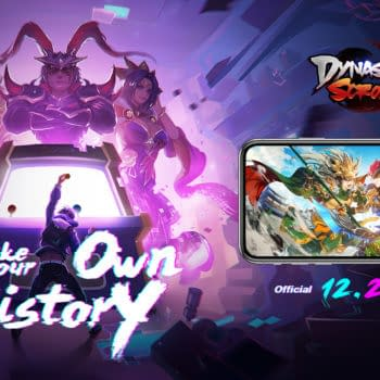 Dynasty Scrolls Is Now Available On Both iOS & Android