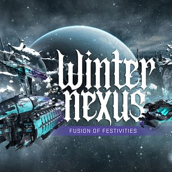 EVE Online Kicks Off Their Winter Nexus Event Today