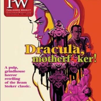 How Image Comics' Dracula Motherf**ckr Graphic Novel Topped The Chart