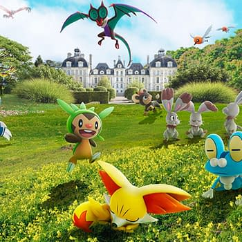 Tasks and Rewards for Kalos Event Timed Research in Pokémon GO