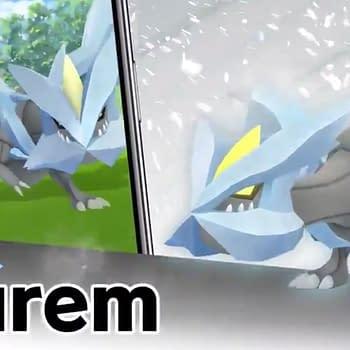 Kyurem Has Taken Over Legendary Raids In Pokémon GO