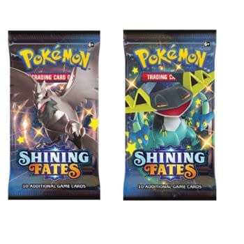 Shining Fates from Pokémon TCG: Details & Official Artwork Released