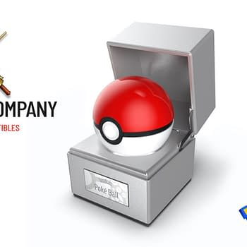 Pokémon Poké Ball Replica Series Launches From The Wand Company