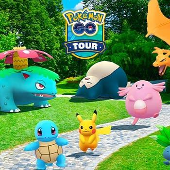 The Exclusive Attacks Available During The Pokémon GO Tour: Kanto