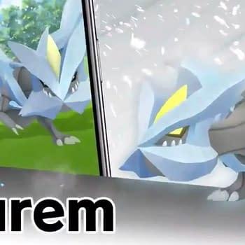 Tonight Is Pokémon GO December 2020 Raid Hour #3: Kyurem Again