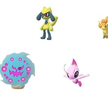 Pokémon GOs Best &#038 Worst Of 2020: Best Shiny Releases