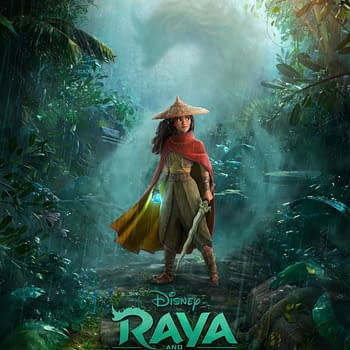 Raya And The Last Dragon Now Available To Preorder On Disney+