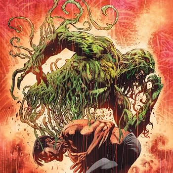 First Announced DC Comics Launch After Future State &#8211 Swamp Thing #1