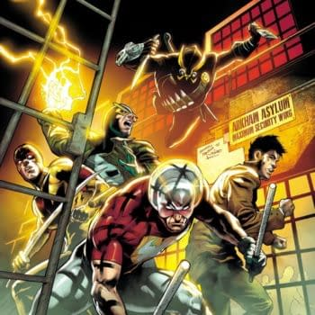 Second DC Comics Launch After Future State - The Suicide Squad #1