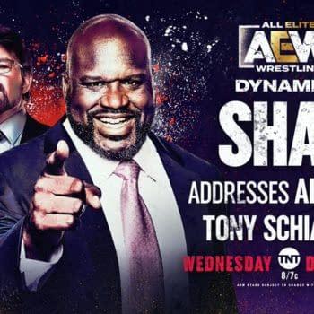 Shaq is set to appear on AEW Dynamite