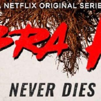 Cobra Kai released a season 3 poster. (Image: Netflix)