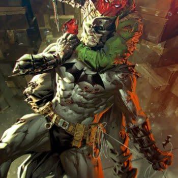 Harley Quinn Seeking Poison Ivy In Batman Urban Legends in March 2021